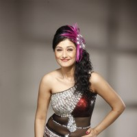 Ragini Khanna as a contestant in Jhalak Dikhhla Jaa 4
