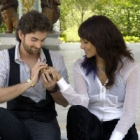 Neil giving surprise gift to Bipasha