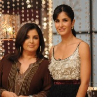 Farah Khan and Katrina Kaif at MasterChef set for Grand Finale