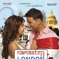 Poster of Namastey London movie | Namastey London Posters