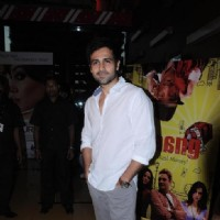 Emraan Hashmi in Dil To Baccha Hai Ji music launch at Cinemax | Dil Toh Baccha Hai Ji Event Photo Gallery