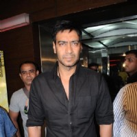 Ajay Devgan in Dil To Baccha Hai Ji music launch at Cinemax | Dil Toh Baccha Hai Ji Event Photo Gallery
