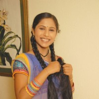 Veebha Anand as Laxmi on Zee TV's Sanskaar Laxmi