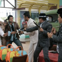 Sunil,Manoj and Tusshar are fighting