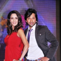 Chak Dhoom Dhoom 2 - Team Challenge Judges Mallika Sherawat and Terence Lewis