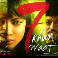 Poster of 7 Khoon Maaf movie | 7 Khoon Maaf Posters