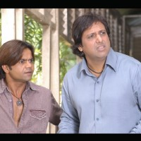 Govind and Rajpal in Chal Chala Chal movie