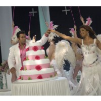 Salman and Priyanka in a song Tumko Dekha