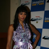 Priyadarshani Singh at 'Zor Ka Jhatka' bash at JW Marriott Hotel in Mumbai