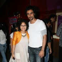 Kiran Rao and Kunal Kapoor at 'Rang De Basanti' team celebrates its 5th year with special screening | Rang De Basanti Event Photo Gallery