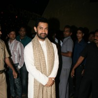 Aamir Khan at 'Rang De Basanti' team celebrates its 5th year with special screening | Rang De Basanti Event Photo Gallery