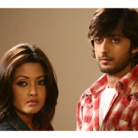 Vatsal and Riya looking confused