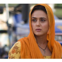 Preity Zinta  looking tensed | Heroes Photo Gallery