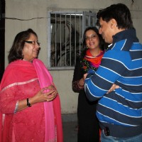 Ms Najma Heptulla, Ms Pratibha Advani and Madhur Bhandarkar at a special screening of film 'Dil Toh Baccha Hai Ji' in Delhi on 3 Feb 2011. . | Dil Toh Baccha Hai Ji Event Photo Gallery