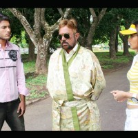 Kumar Saahil,Sneha and Rajesh Khanna in Kash Mere Hote movie