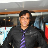 Yash Tonk at 'Maa Exchange' Success party