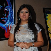 Juhi Parmar at 'Maa Exchange' Success party