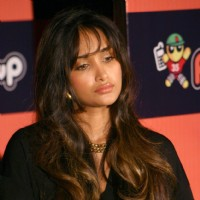 Jiah Khan  at the launch of the Playup's live gaming segment, in New Delhi