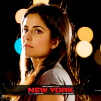 Katrina Kaif looking tensed | New York Photo Gallery