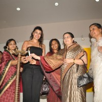 'Women's Art Exhibition Week' inauguration by Rajshree Birla and Mink Brar