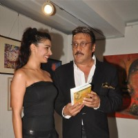'Women's Art Exhibition Week' inauguration by Mink Brar and Jackie Shroff