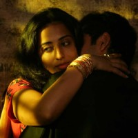 Mahie Gill hugging Abhay Deol | Dev D Photo Gallery