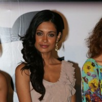 Sarah Jane Dias at Game film Press Conference at Cinemax Versova, Mumbai | Game(2011) Event Photo Gallery