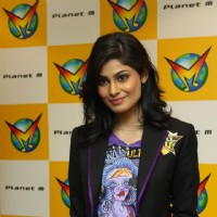 Pooja Gupta at F.A.L.T.U film music launch at Planet M, Mumbai