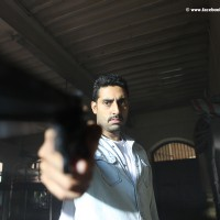 Abhishek Bachchan in the movie Dum Maaro Dum