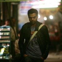 Abhay Deol walking on the street