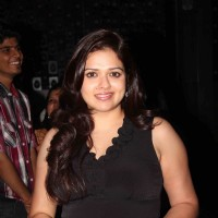 Riva Bubber at 100 Episode Success Party of Ram Milaayi Jodi