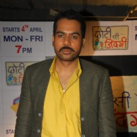 Sachal Tyagi at Press Conference of Zee Tv new show 'Chhoti Si Zindagi'