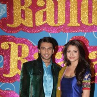 Ranveer and Anushka Sharma at Sony Tv Shoot promo of Band Baaja Baraat | Band Baaja Baraat Event Photo Gallery