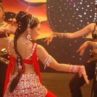 A scene from Lets Dance movie