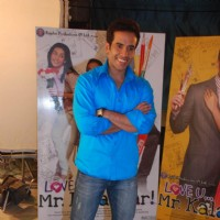Tusshar Kapoor at Love U... Mr. Kalakaar! Promo Shoot in Filmcity | Love U... Mr. Kalakaar! Event Photo Gallery