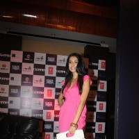 Sarah Jane Dias at Zapak.com Game film event at Novotel. . | Game(2011) Event Photo Gallery
