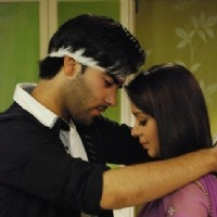Lovable scene of Nivi and Viren