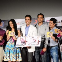 Tusshar Kapoor and Amrita Rao at Love U... Mr. Kalakaar! music Launch at Cinemax, Mumbai | Love U... Mr. Kalakaar! Event Photo Gallery
