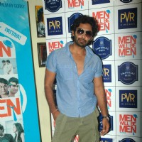 Rohit Khurana at 'Men Will Be Men' film press meet at PVR
