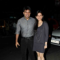Prachi Shah at launch of Ameesha Patel's production house Aurus