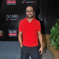 I AM film starcast Rahul Bose at Time Out magazine Q Card launch at Bonobo | I Am Event Photo Gallery
