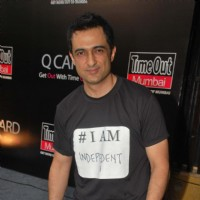 I AM film starcast Sanjay Suri at Time Out magazine Q Card launch at Bonobo. . | I M 24 Event Photo Gallery