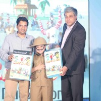 Saloni Daini unveils new PSP Games