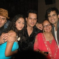 Yashashri Masurkar and Karan Tacker at 'Rang Badalti Odhani' celebrates 300 episodes