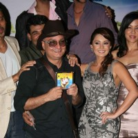 Minissha Lamba and Vinay Pathak at music launch of movie Bheja Fry 2 at Tryst in Mumbai