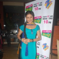 Cast at Zee launches Mrs Kaushik serial at Mainland China