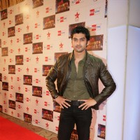 Aditya Redij at Big Television Awards at YashRaj Studios