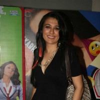 Mini Mathur at Premiere of the Movie Always Kabhi Kabhi at PVR, Juhu | Always Kabhi Kabhi Event Photo Gallery