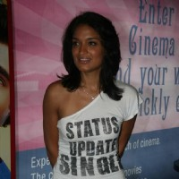 Sandhya Mridul at Premiere of the Movie Always Kabhi Kabhi at PVR, Juhu | Always Kabhi Kabhi Event Photo Gallery
