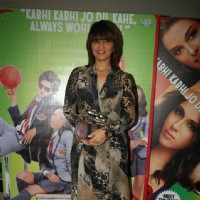 Neeta Lulla at Premiere of the Movie Always Kabhi Kabhi at PVR, Juhu | Always Kabhi Kabhi Event Photo Gallery